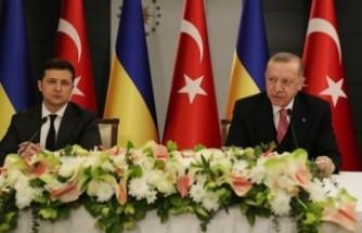Erdoğan: Karadeniz barış denizi olarak kalmalı
