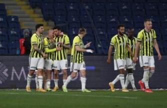 Medipol Başakşehir: 1 -Fenerbahçe: 2