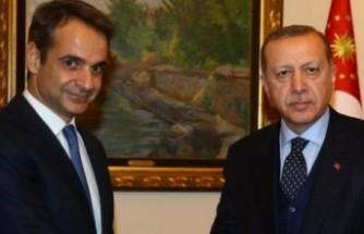 Miçotakis'ten Cumhurbaşkanı Erdoğan ile görüşme açıklaması