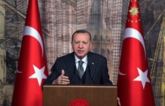 """""""Türkiye bu süreçten güçlenerek çıkacaktır"""""""