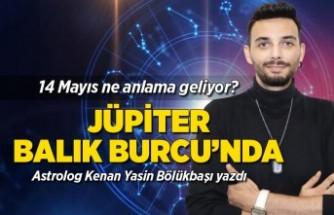 14 Mayıs'ta Jüpiter Balık Burcu'na geçmesi ne anlama geliyor?