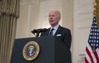 ABD Başkanı Biden'dan corona aşısı açıklaması