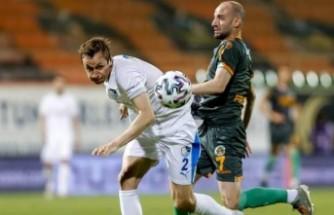 Alanyaspor - Erzurumspor maç sonucu: 2-3