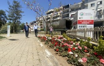 Balçova'nın parkları yenileniyor