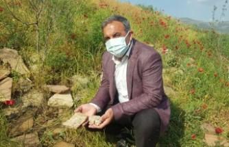 Beydağ Barajı suları çekilince Roma İmparatorluğu kalıntıları ortaya çıktı