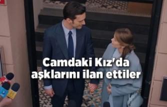 Camdaki Kız 5. bölüm Nalan ve Sedat sahnesi!
