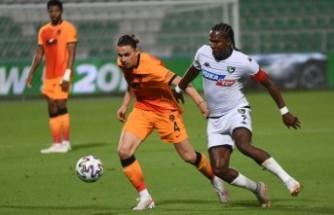Denizlispor - Galatasaray maç sonucu: 1-4