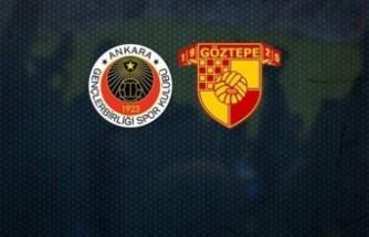 Gençlerbirliği - Göztepe maçı saat kaçta, hangi kanalda?