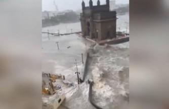 Hindistan'ı Tauktae fırtınası vurdu: 21 ölü, 96 kayıp