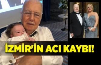 İzmirli iş insanı hayatını kaybetti!