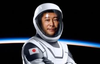 Japon milyarder uzaya gezi için kesinin ağzını açtı