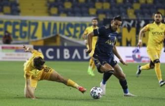 MKE Ankaragücü: 1 - Fenerbahçe: 2