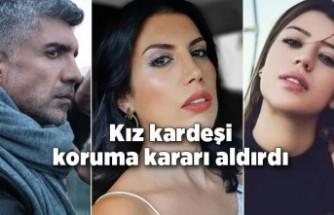 Özcan Deniz'in kız kardeşinden Feyza Aktan'a karşı koruma kararı