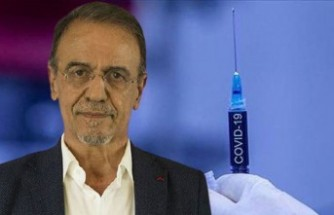 Prof. Dr. Mehmet Ceyhan'dan yerli aşı itirafı