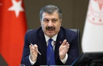 Sağlık Bakanı Fahrettin Koca: Fazlasını hakkediyorlar