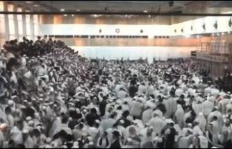 Sinagogda tribün çöktü: 2 ölü, 50 yaralı