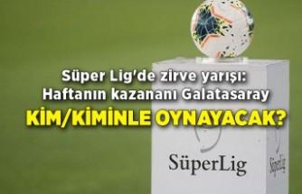 Süper Lig'de zirve yarışı: Haftanın kazananı Galatasaray