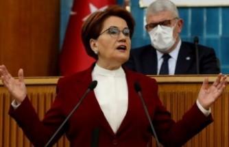 Akşener'den Erdoğan'a: Ne konuştunuz açıkla