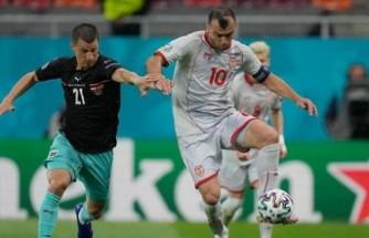 Avusturya: 3 - Kuzey Makedonya: 1