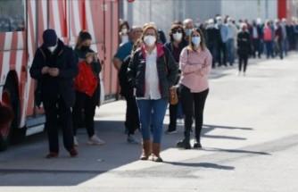 Bir ülke daha açık alanda maske şartını kaldırıyor