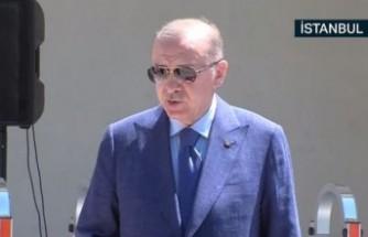 Erdoğan'dan NATO Zirvesi açıklaması