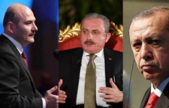 Erdoğan'ın Mustafa Şentop'tan isteği ortaya çıktı