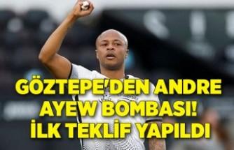 Göztepe'denAndre Ayewbombası! İlk teklif yapıldı