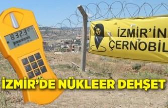 İzmir'de nükleer dehşet
