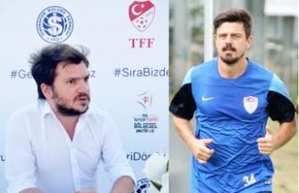 İzmirspor'da şok ayrılık