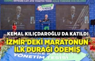 Kılıçdaroğlu Avrupa'nın en büyük entegre katı atık yönetim tesisini açtı