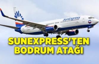 SunExpress'ten Bodrum atağı
