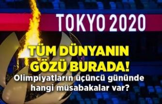 2020 Tokyo Olimpiyatları hangi kanalda, saat kaçta?