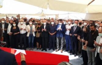CHP Mehmet Ali Özpolat son yolculuğuna uğurlandı