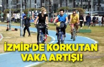 İzmir'de korkutan vaka artışı!