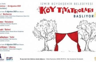 Köy Tiyatroları eğitimleri başladı