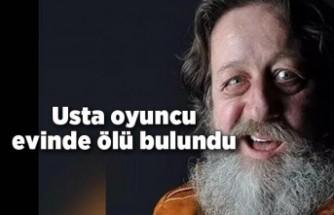Usta oyuncu Levent Aykul evinde ölü bulundu