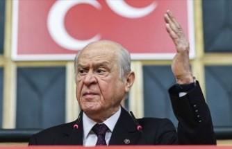 Bahçeli'den 'ülkelere çağrı' tepkisi: Türkiye büyük ve güçlü ülkedir