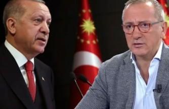 Fatih Altaylı'dan Erdoğan'a 'yangın' eleştirisi!
