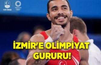 İzmir'e olimpiyat gururu!