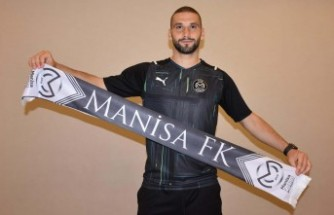 Nino Kouter Manisa FK'da