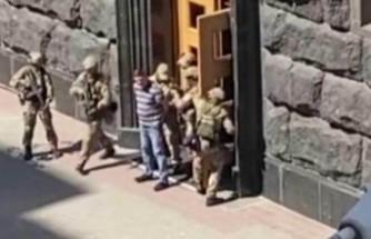 Ukrayna'da bombalı saldırı paniği!