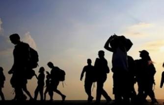 25 kaçak göçmen yakalandı, 5 organizatör tutuklandı