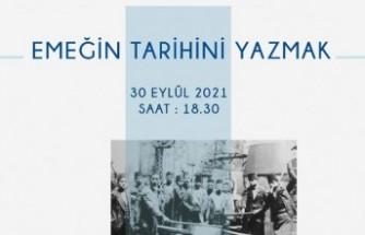 """APİKAM'da """"Tarih Söyleşileri"""" devam ediyor"""