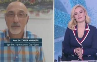 Aşı sözleriyle tepki çeken Prof. Dr. Zafer Kurugöl'den yeni açıklama