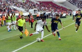 Atakaş Hatayspor: 1 - Fenerbahçe: 2