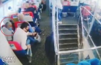 Deniz otobüsünde tacize tutuklama