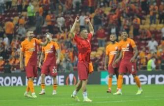 Galatasaray: 1 - Lazio: 0