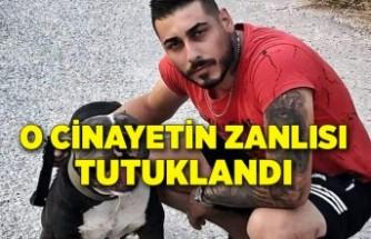 İzmir'de husumetlisini öldüren zanlı tutuklandı
