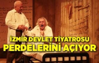 İzmir Devlet Tiyatrosu perdelerini açıyor