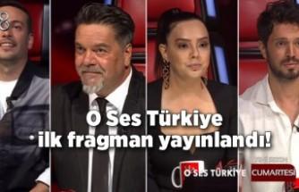 O Ses Türkiye ilk fragman yayınlandı!